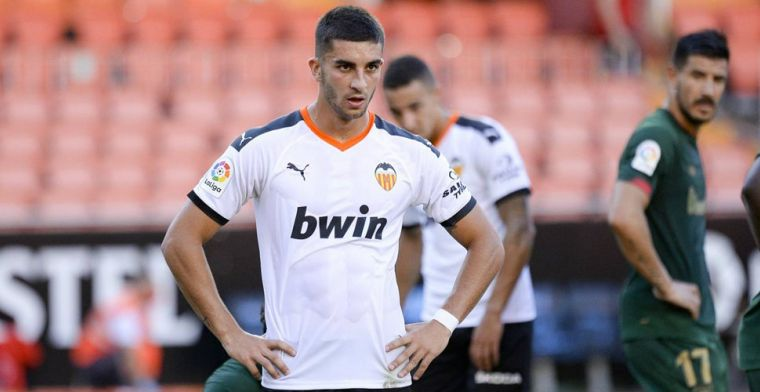 Manchester City shopt bij Valencia en heeft eerste topaankoop binnen