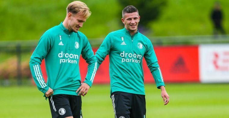 Ik had Linssen wel graag bij Ajax gezien, een heel goede speler