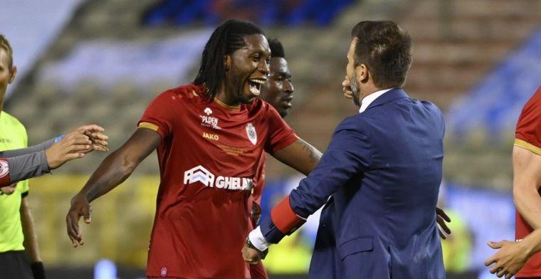 'Mbokani is Godsgeschenk voor Antwerp, titel Club Brugge is nog lang niet binnen'
