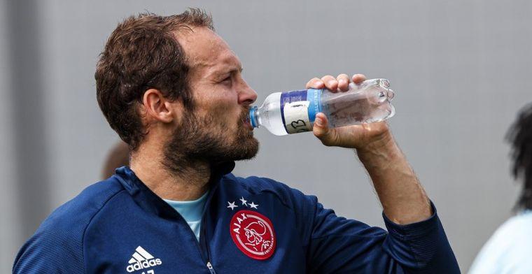 Blind gaat 'goede vriend' missen bij Ajax: 'Al mijn partners verlaten me'