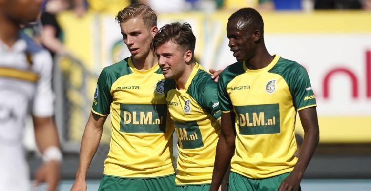 Blij met 'grote club' FC Twente: 'Ik ben altijd gelukkig geweest in de Eredivisie'