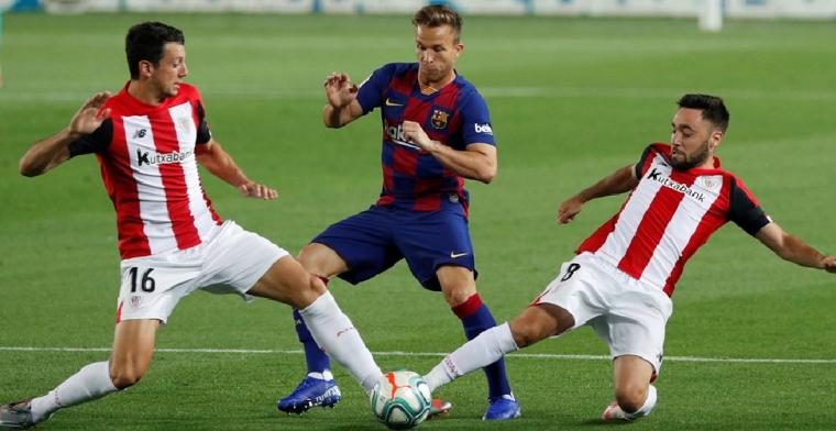 Barcelona-preses Bartomeu haalt hard uit: 'Respectloos en onbegrijpelijk'