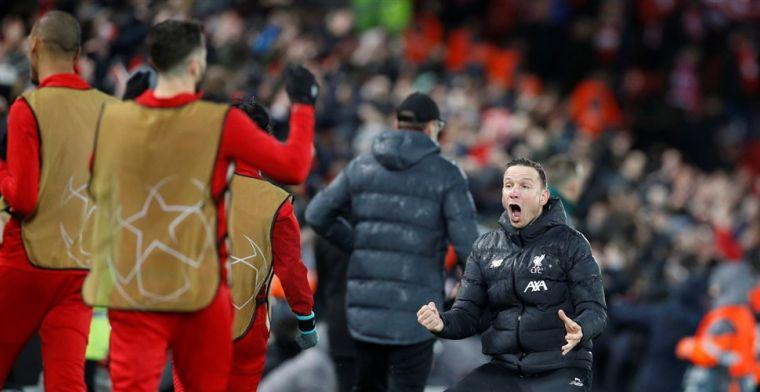 'Voor niemand een shock als Lijnders opvolger wordt van Klopp bij Liverpool'