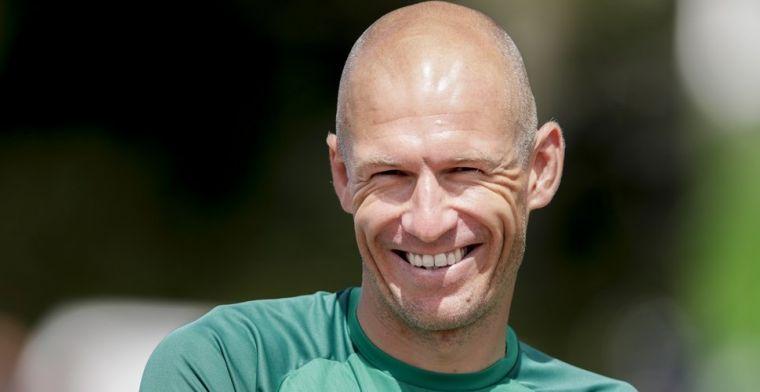 Buijs bombardeert Robben tot aanvoerder FC Groningen: 'Het ultieme voorbeeld'