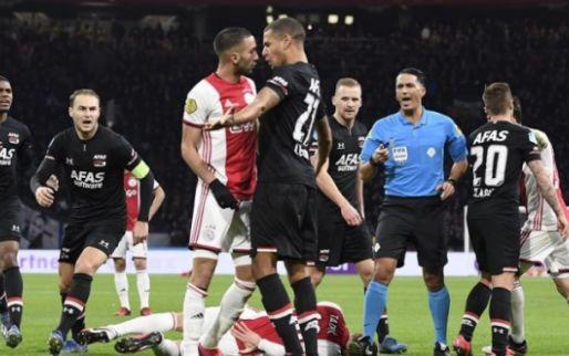 UEFA beslist: AZ moet beste Champions League-ticket definitief aan Ajax laten