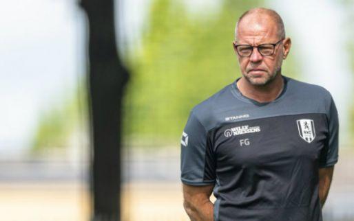 Grim absoluut niet blij met oefenwedstrijd tegen Ajax: 'Gaat erom of het goed is'