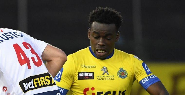 OFFICIEEL: STVV haalt verdediger Buatu terug naar België