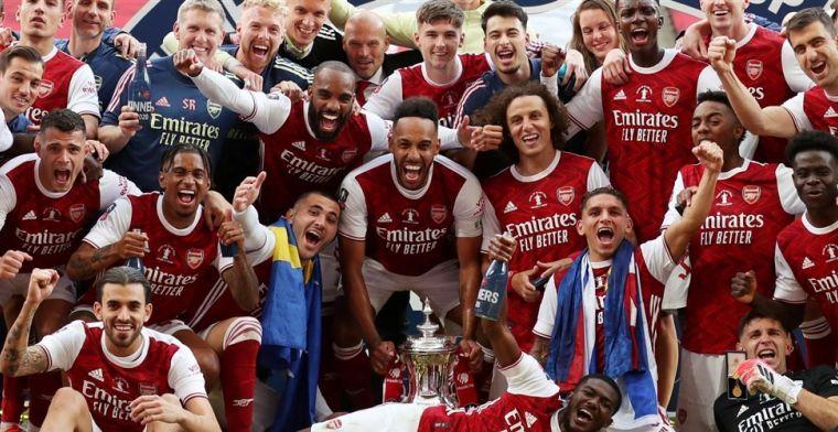 'FA Cup-winnaar Arsenal móét eerst verkopen en zet grote namen op transferlijst'