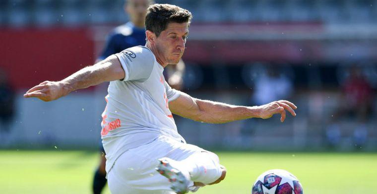Lewandowski wilde Bayern met lege handen achterlaten: Real-contract uitgelekt