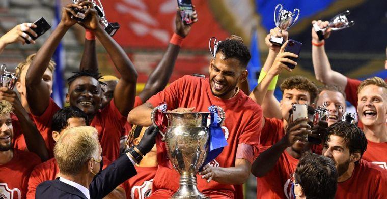 KV Mechelen heeft cadeautje klaar voor Antwerp na bekerwinst tegen Club Brugge