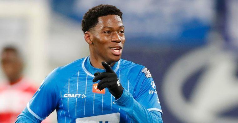Geen David bij KAA Gent: Hij wil trainen, maar geen wedstrijden spelen