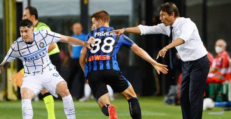 'Conte moet explosief interview mogelijk bekopen met ontslag bij Internazionale'