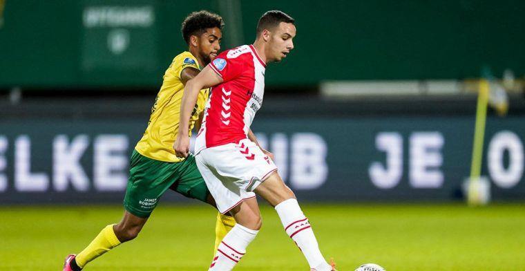 'Speelde wel wat, maar sinds Emmen in Eredivisie speelt is dat voor iedereen zo'