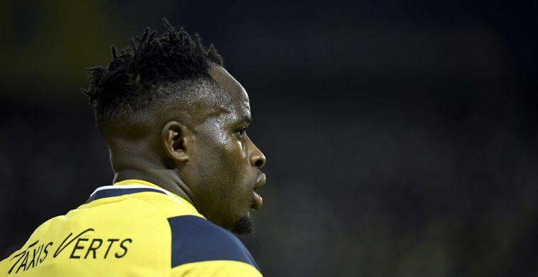OFFICIEEL: Tabekou komt opnieuw spelen in de Jupiler Pro League