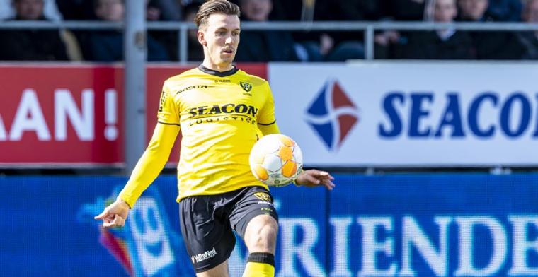 NAC Breda legt Rutten vast: 'Maurice Steijn vroeg of ik interesse had'