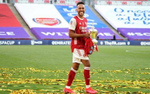 Aubameyang maakt zich bij Arsenal-directie sterk voor komst Dembélé
