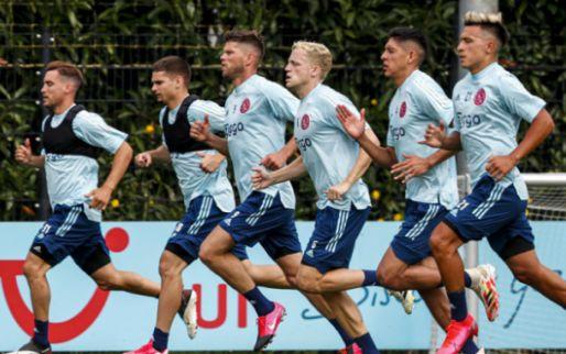 Opmerkelijk Ajax-nieuws: 'Klopt dat aantal spelers en stafleden coronavirus had'