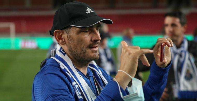 Casillas (39) plaatst statement en beëindigt imposante carrière definitief