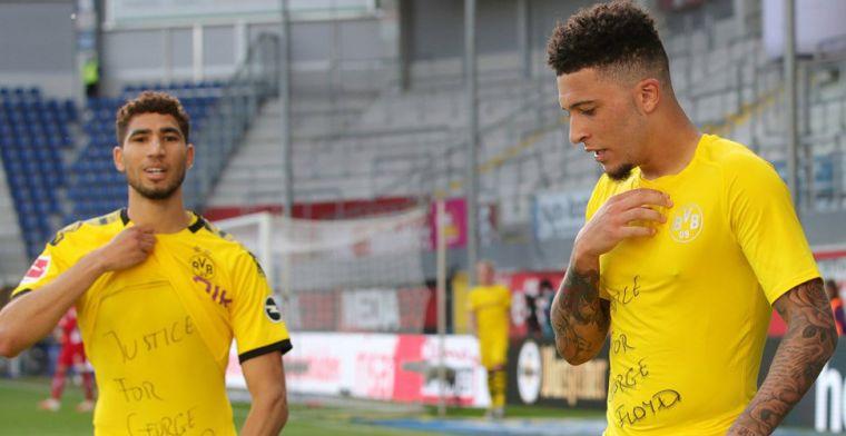 BILD: Sancho en Man Utd zijn akkoord over salaris van 376.000 (!) per week