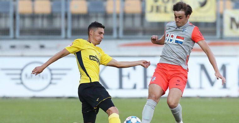 FC Eindhoven heeft NAC-, Utrecht- én PSV-target: 'Wachten op een mailtje'