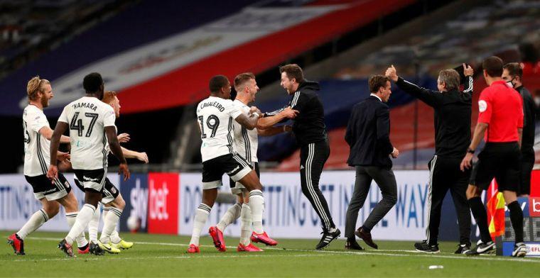 Odoi promoveert met Fulham: verdediger Bryan eist hoofdrol op in verlenging