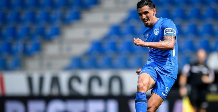 Muñoz klinkt zelfverzekerd bij voorstelling: Snel, krachtig en goed in de lucht