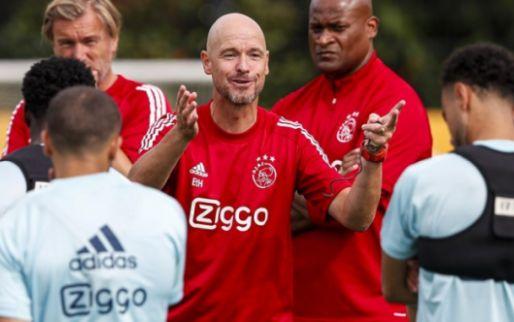 De Telegraaf: medische staf Ajax is vol verbazing en staat voor raadsel