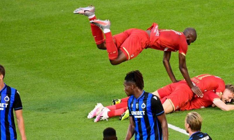 Afbeelding: Eerste twee matchen van je favoriete Belgische club kan je nu ook in bioscoop zien