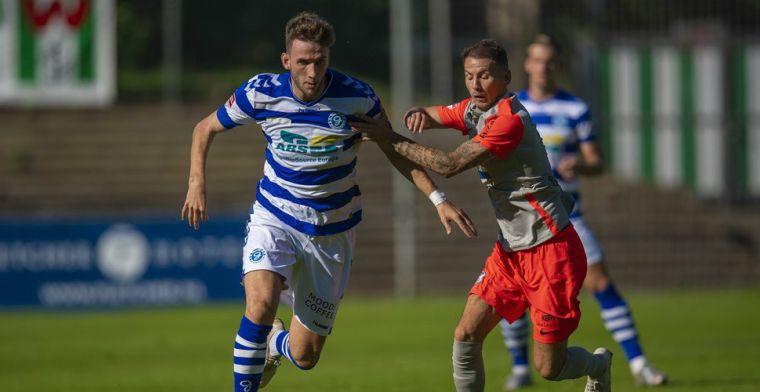 Snoei baalt van Ligue 2-transfer: 'Ik vind Branco zelfs completer dan Diemers'