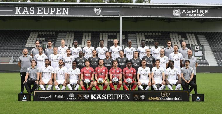De coronaschrik zit erin bij Eupen: 80 jeugdspelers in quarantaine