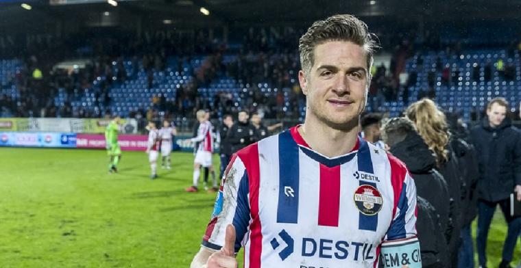Niets aan de hand: 'vertrek' Peters blijkt marketingstunt van Willem ll