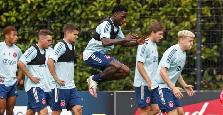 Oefenprogramma Ajax krijgt vorm: tweede tegenstander tijdens trainingskamp bekend