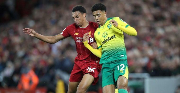 'Liverpool wil lichtpuntje van degradant Norwich voor 11 miljoen overnemen'