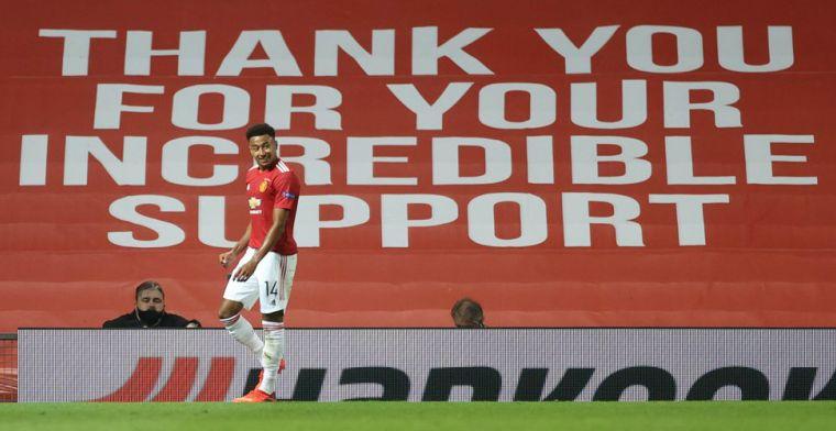 Manchester United trekt 5-0 voorsprong over de streep en treft FC Kopenhagen