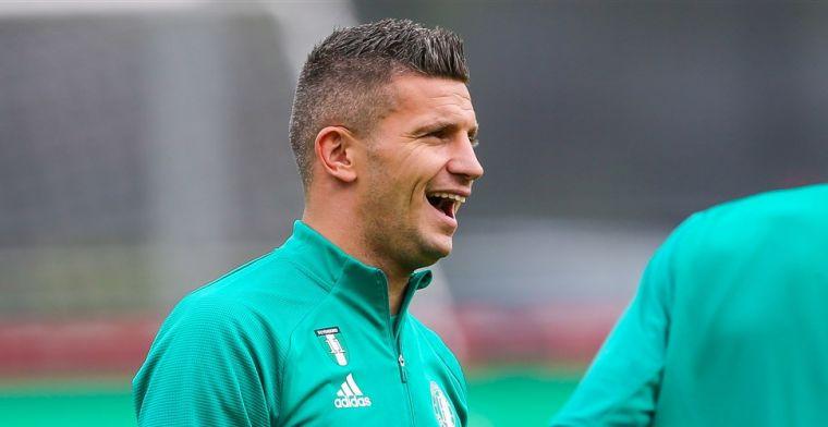 Ajax-nieuws bereikt ook Feyenoord: 'Ja, natuurlijk ben ik geschrokken'