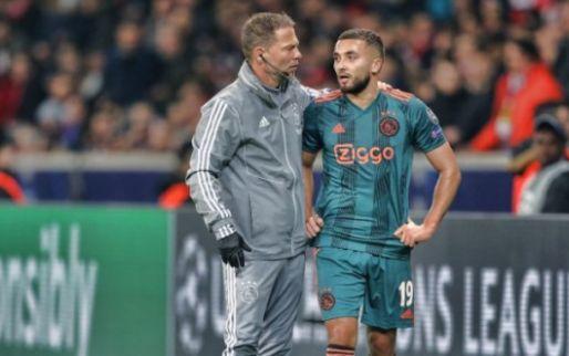 Ajax wil Labyad betrekken in ruildeal met Brighton & Hove Albion