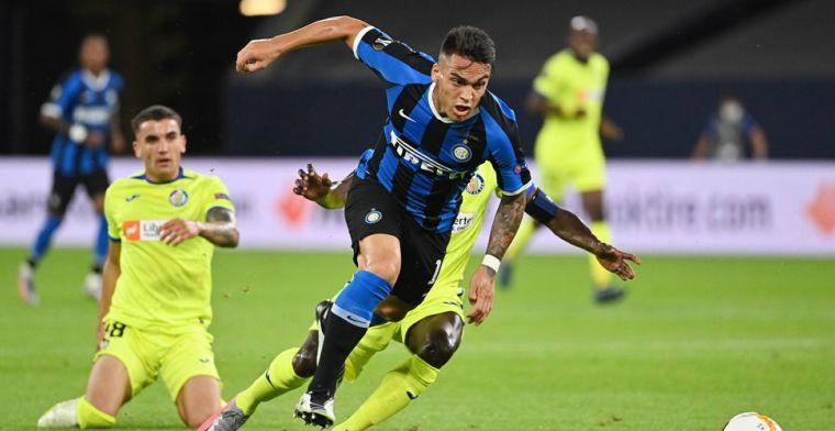 Martínez-deal nog niet van de baan: 'Gaan met Inter praten na de Champions League'