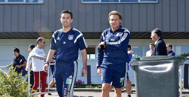 OFFICIEEL: Ex-keeperstrainer van Anderlecht dankt Hasi voor nieuwe club