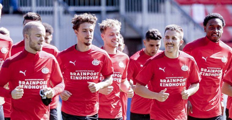 Zinnen op PSV-revanche gezet: 'Mooi als ik met Baumgartl een duo kan vormen'