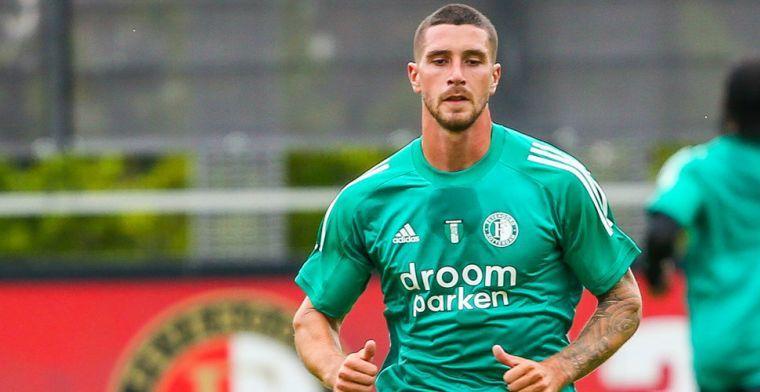'Als er 20 miljoen wordt geboden voor Senesi, dan brengt Feyenoord hem zelf weg'