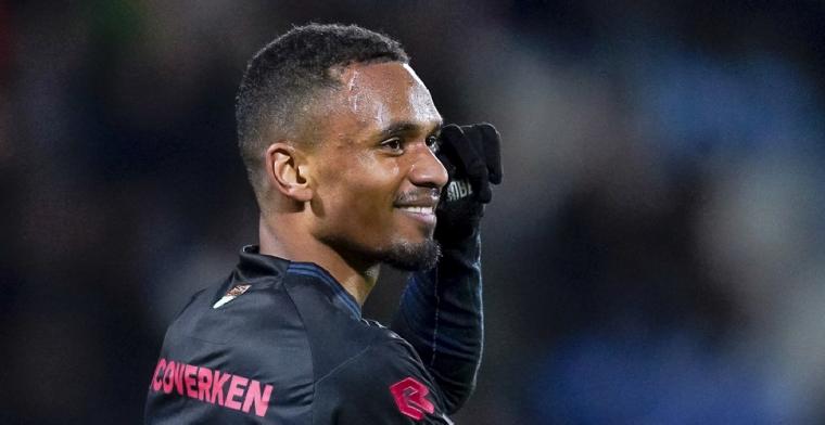 FC Groningen heeft eindelijk beet bij aanvaller: 'Tot nu toe lukte het ons niet'