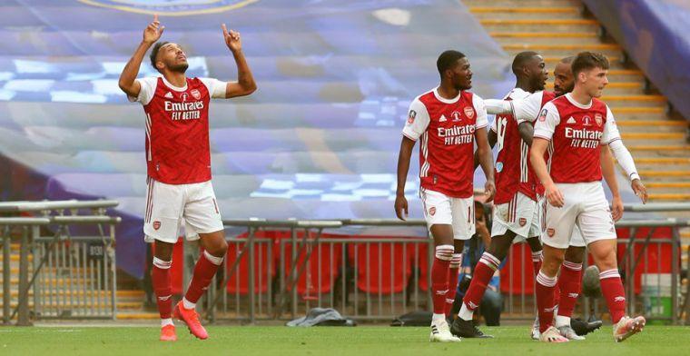 'Arsenal-spelers voelen zich 'verraden' na grote ontslagronde bij The Gunners'