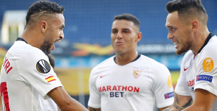 Kuipers ziet Sevilla van De Jong Kluivert en co. uit Europa League kegelen