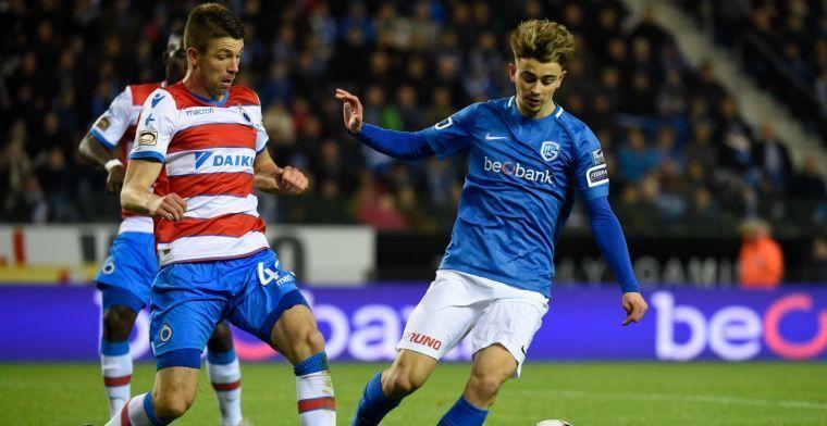Dan toch in Genk blijven? 'Zhegrova haalde neus op voor staartploeg Ligue 1'
