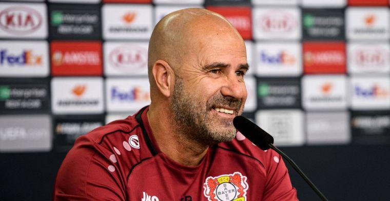 Bosz: 'Elke voetballer en trainer droomt ervan om in zo'n entourage te spelen'