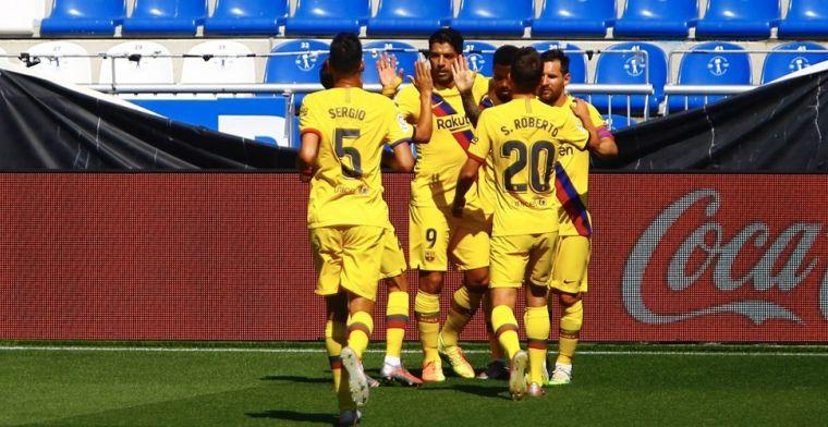 FC Barcelona slaat toe: Braziliaan (19) kost in één klap 300 miljoen euro