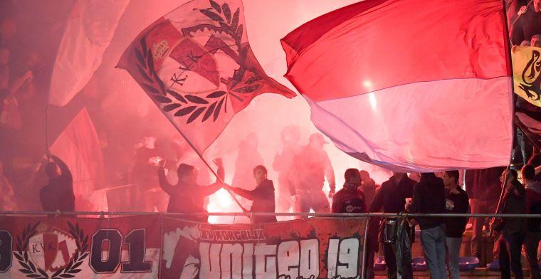 OFFICIEEL: Kortrijk verwelkomt transfer die het bijna jaar geleden aankondigde