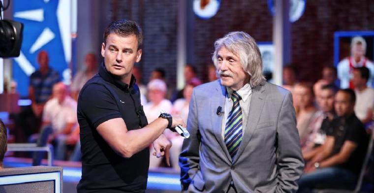 Derksen: 'John de Mol accepteert geen contractbreuk, dus ik kan geen kant op'
