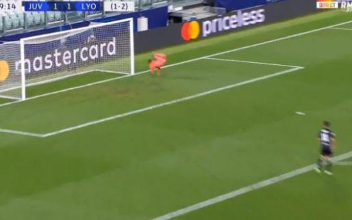Met verkeerde been, maar door de geluidsbarrière: waanzinnige goal van Ronaldo