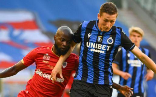 De Glazen Bal: Club Brugge volgt zichzelf op, stijgers dalen